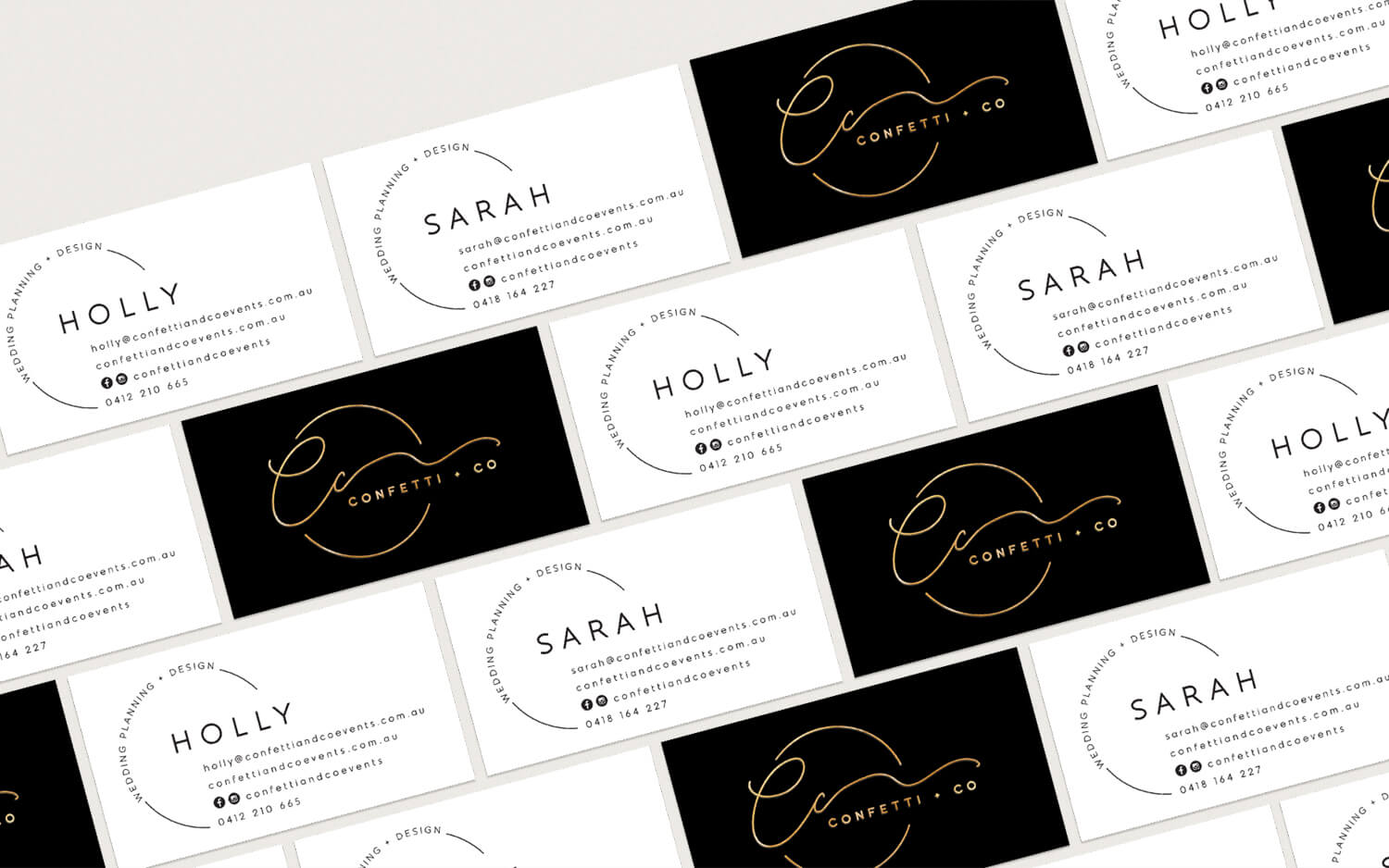 4 Business card