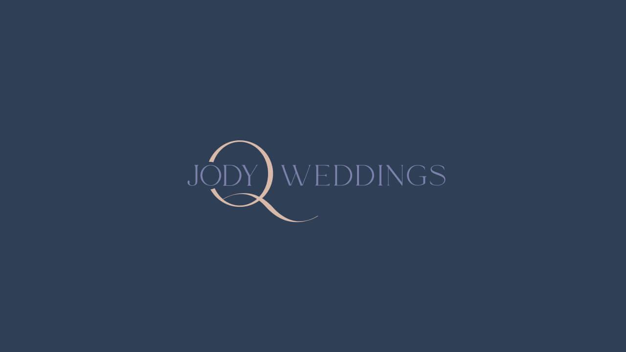 Branding Portfolio for Jody Q Weddings, Perth Wedding Planner