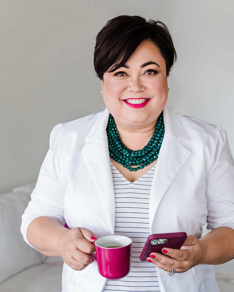 Perth Business Coach Mentor Branding Expert Lala for Business WA