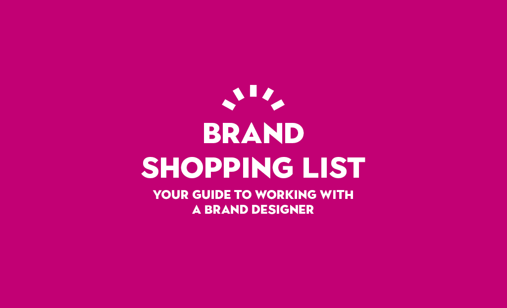 Your guide to working with a branding designer | Perth Business Coach